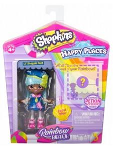 Набор Shopkins с куклой Shoppie Попси Блю 56846