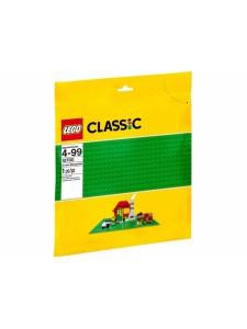 LEGO Classic Строительная пластина зелёного цвета 10700