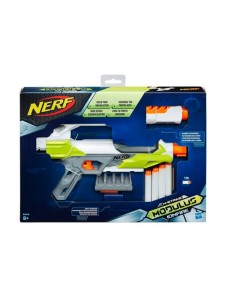 Бластер Nerf Модулус Айонфайр Hasbro B4618