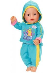 Одежда для куклы Бэби Бон 823774 Спортивный костюм