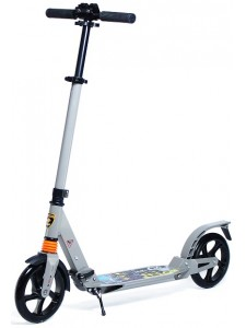 Самокат Scooter Urban 200S (серый)