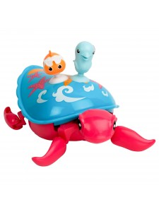 Little Live Pets Черепашка и друзья Песчинка в аквариуме 28563