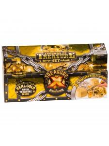 Мега набор Treasure X В поисках сокровищ 41501