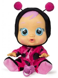 Crybabies Плачущий младенец Леди Баг Imc Toys 96295