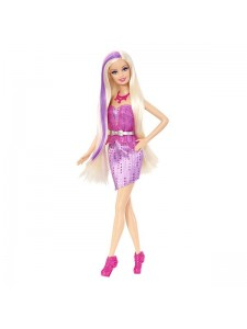 Кукла Barbie Игра с модой Barbie Fashionistas BDB26