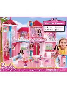 Игровой набор Barbie Новый дом в Малибу BJP34