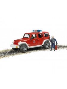 Bruder Jeep Wrangler Unlimited Rubicon Брудер 02528