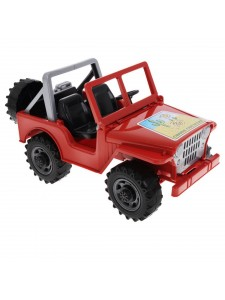 Внедорожник Jeep Bruder 02540 Брудер