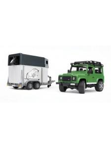 Bruder Внедорожник Land Rover Defender Брудер 02592