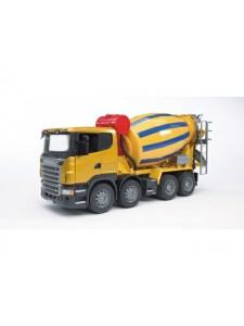 Bruder Бетономешалка Scania Брудер 03554