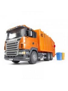 Мусоровоз Scania R Bruder 03560 Брудер