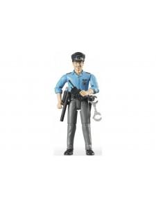 Bruder Фигурка полицейского с аксессуарами Брудер 60050