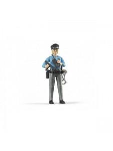 Bruder Фигурка женщины-полицейского со снаряжением Брудер 60430