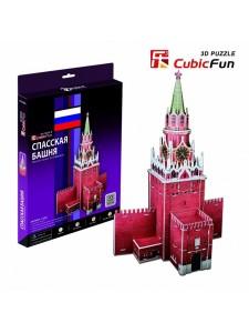 3D Пазл Спасская башня C118H