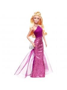 Кукла Barbie в вечернем розовом платье CHH05