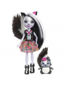 Кукла Enchantimals Сейдж Скунс с питомцем DYC75