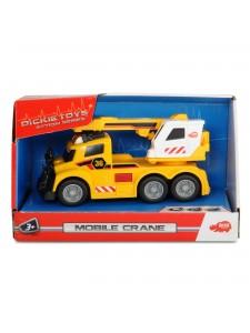 Машина с краном Dickie Toys 203302006