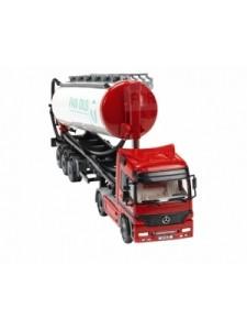 Грузовик-тягач с прицепом Dickie Toys 203414207