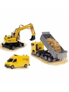 Набор Строительная техника Dickie Toys 203414928