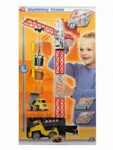 Dickie Toys Строительный Кран и Самосвал 203463337
