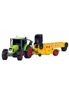 Трактор с прицепом Dickie Toys 203473461
