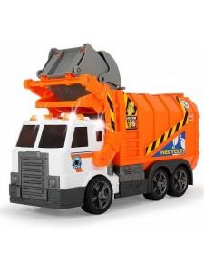 Мусоровоз с контейнером Dickie Toys 3308369