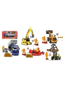 Строительная техника Dickie Toys 3414208