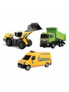 Набор строительной техники Dickie Toys 3725002