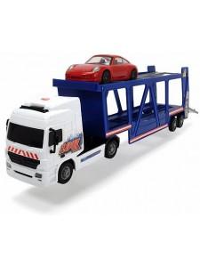 Автовоз с машинкой Porsche Dickie Toys 3747004