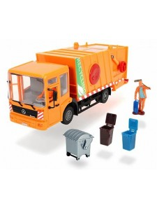 Мусоровоз Mercedes Dickie Toys 3748004