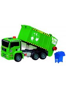 Мусоровоз с контейнером Dickie Toys 3805000