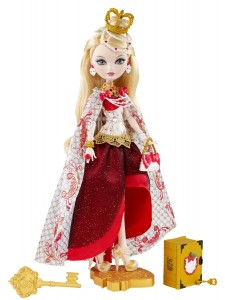 Кукла Ever After High Эппл Вайт День Наследия