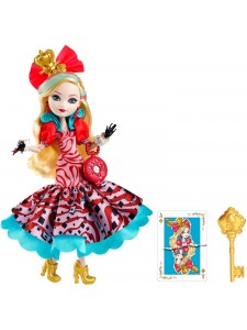 Кукла Ever After High Эппл Вайт Страна Чудес