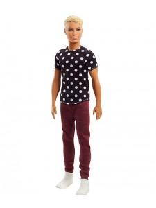 Кукла Кен Игра с модой Barbie Fashionistas FJF72