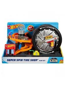 Трек Hot Wheels Магазин супер шин FNB15