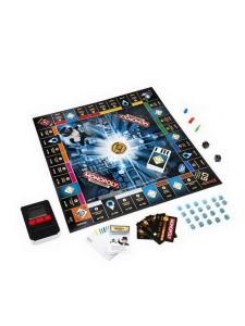 Hasbro Настольная игра Монополия с банковскими картами B6677