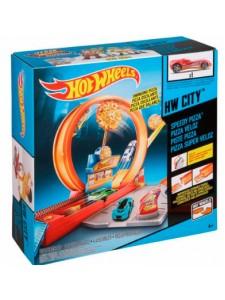 Хот Вилс Трек Скоростная Пицца Hot Wheels BGJ05