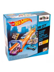 Хот Вилс Гараж Hot Wheels BMG70