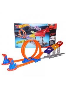 Hot Wheels Трек Супер скоростная трасса DJC05