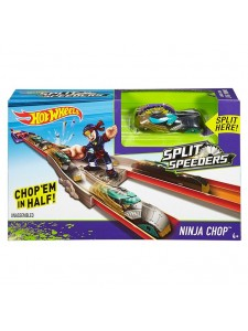Хот Вилс Трек Атака Ниндзя Hot Wheels DJC31