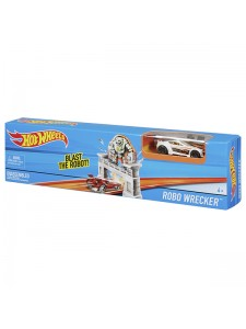 Хот Вилс Трек Робот-крушитель Hot Wheels DNN78