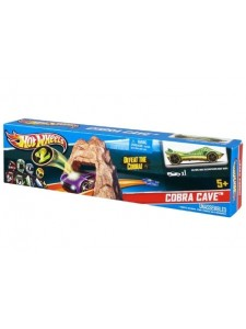 Хот Вилс Трек Пещера кобры Hot Wheels DNN79/DNN77
