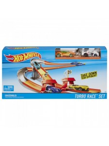 Хот Вилс Трек Гонки Турбо-гонки Hot Wheels DNN83