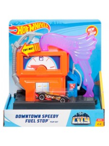 Хот Вилс Бензоколонка Hot Wheels FRH30