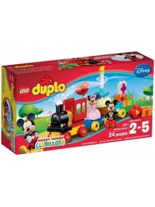 LEGO Duplo День рождения с Микки и Минни 10597