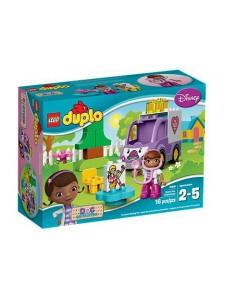 LEGO Duplo Скорая помощь Доктора Плюшевой 10605