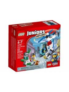 Лего 10720 Погоня на полицейском вертолёте Lego Juniors