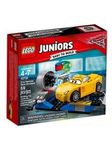 Лего 10731 Гоночный тренажёр Крус Рамирес Lego Juniors