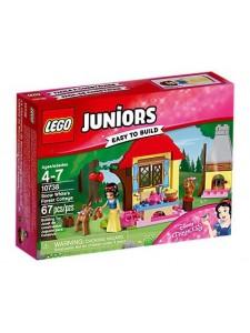 Лего 10738 Лесной домик Белоснежки Lego Juniors