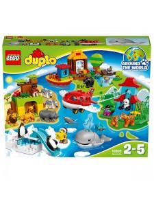 LEGO Duplo Вокруг света 10805